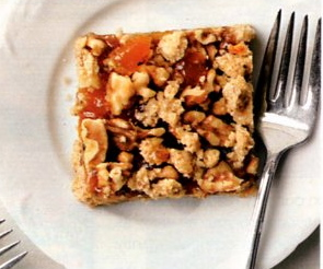 Passover Apricot Squares